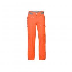 Pantalone sci Iyngen driflex3 arancio