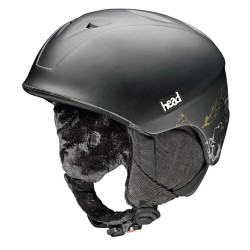 Casco sci Head Cloe nero