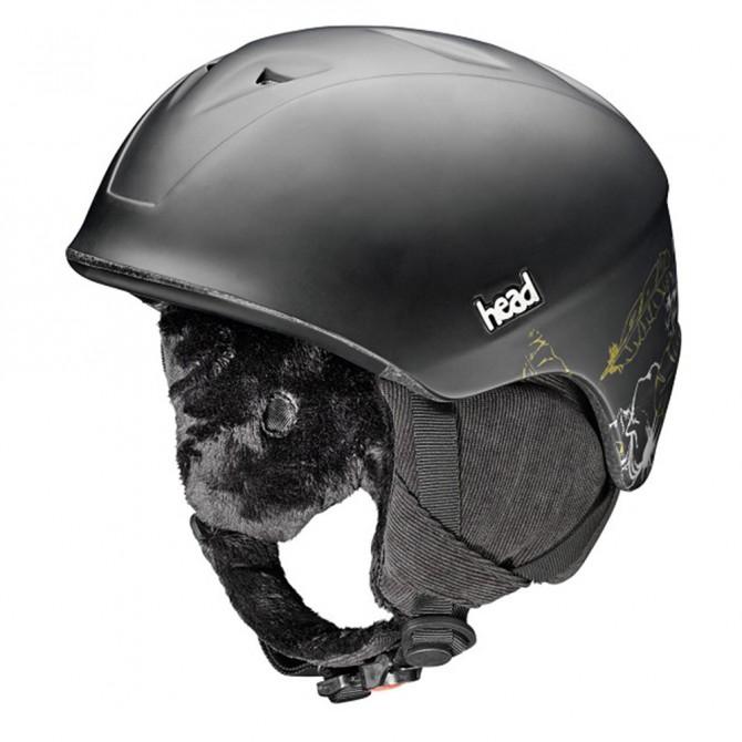Casco sci Head Cloe nero