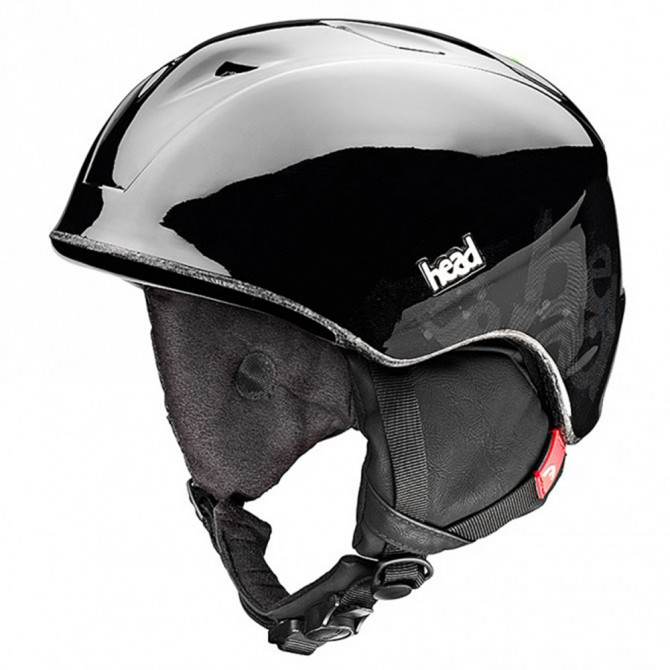 Casque de ski Head Rebel noir