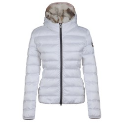 Down jacket Colmar Originals Shiny Woman white