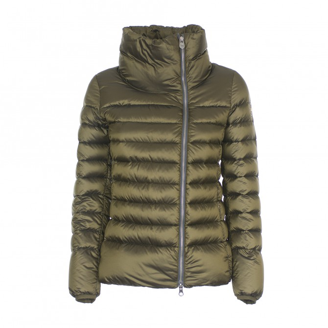 Down jacket Colmar Originals Ripstop Woman olive green