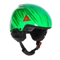 Casque de ski Dainese Gt Rapid-C Evo vert-rouge