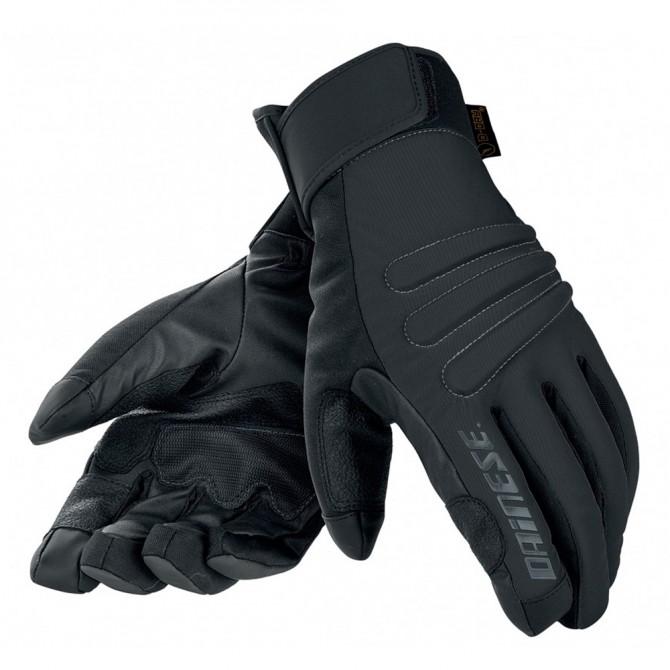 Guante de esquì Dainese Mark 13 D-Dry negro-antracita