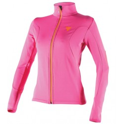 Microfleece Dainese Thermal fucsia-orange