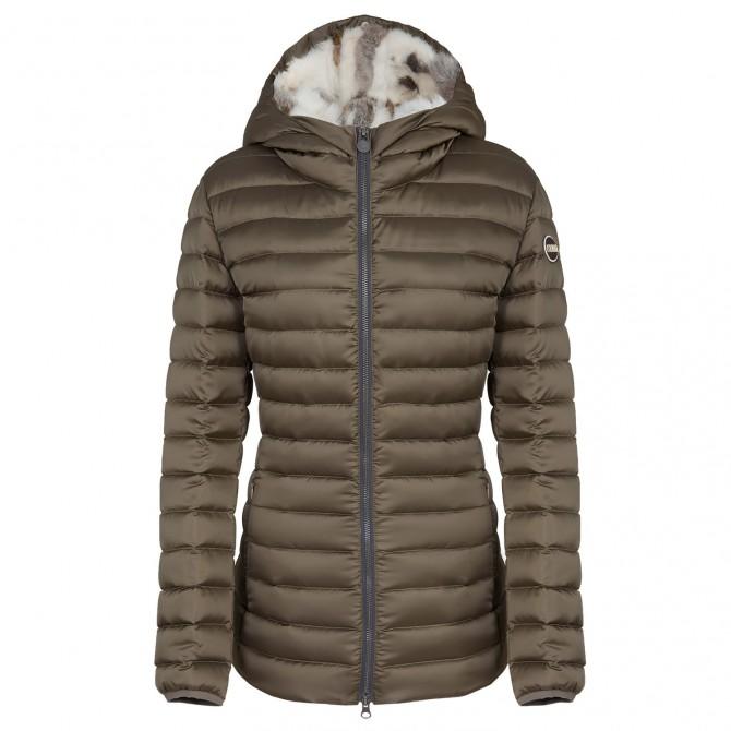 Down jacket Colmar Originals Shiny Woman dove