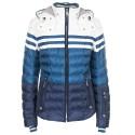 Ski jacket Bogner Tea-D Woman blue-white
