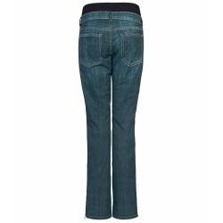 Pantalon ski Bogner Malena Femme bleu jeans