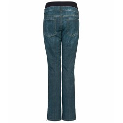 Ski pants Bogner Malena Woman denim blue