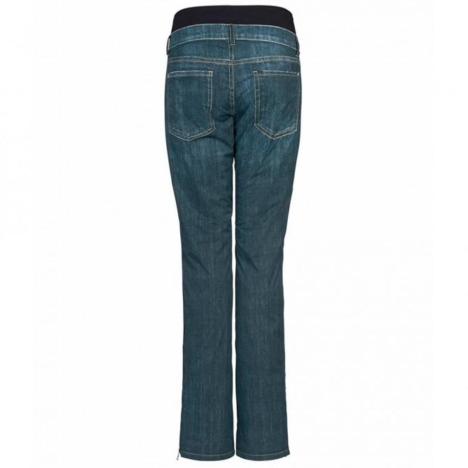 Pantalones de esquí Bogner Malena Mujer azul jeans