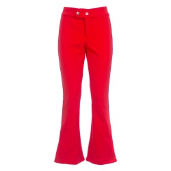 Pantalone sci Bogner Emilia Donna rosso