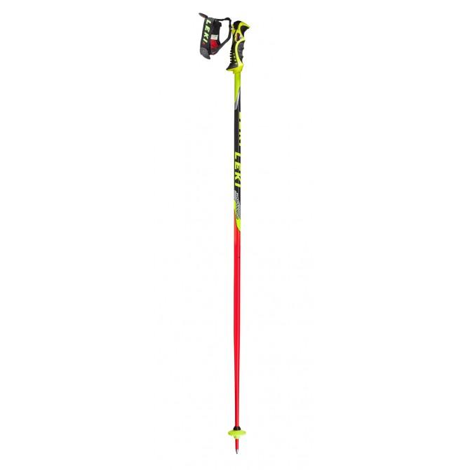 Ski poles Leki Wc Racing SL black-red