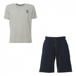 Bermuda in jersey +t-shirt Freddy Uomo