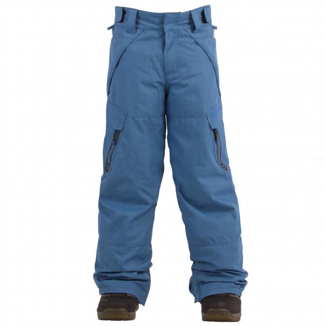 Pantalone snow Billabong Cab Junior nero