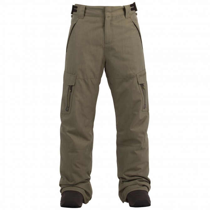 Pantalone snow Billabong Cab Uomo nero
