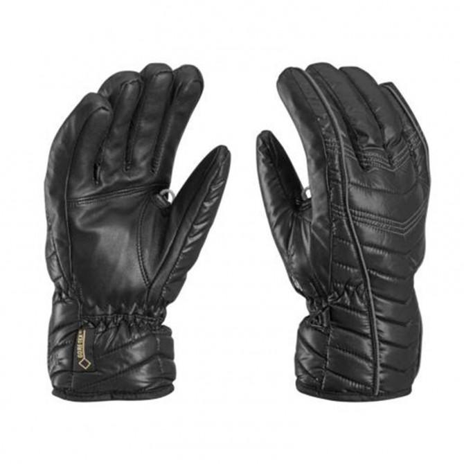 Ski gloves Leki Cortina S GTX black
