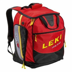 Ski Boot Bag Leki new generation red-black
