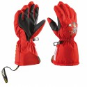 Ski gloves Leki Pilot Baby red
