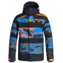 Snowboard jacket Quiksilver Fiction Man