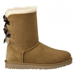 Stivale Ugg Bailey Bow Donna beige