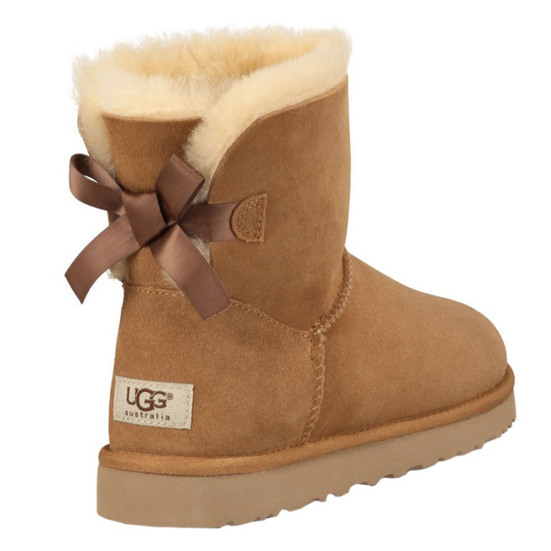Ugg Beige Fiocco