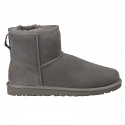 Boots Ugg Classic Mini Woman grey
