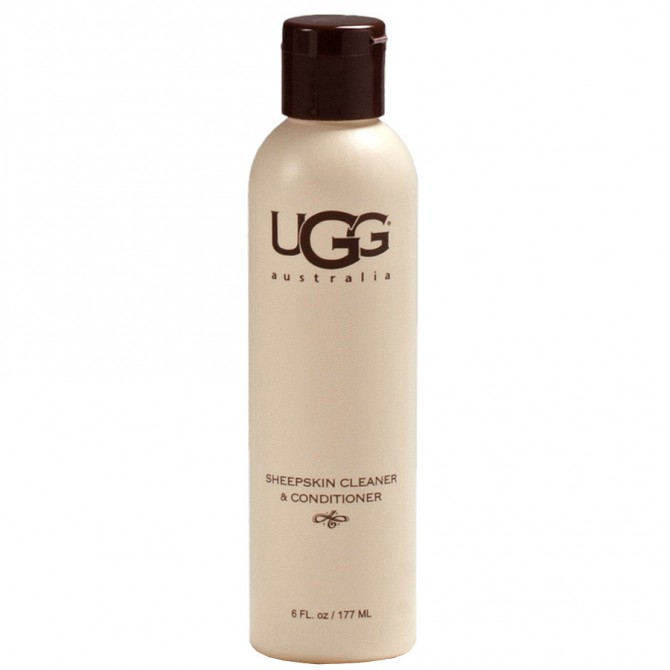 Cleaner Ugg Sheepskin Cleaner & Conditioner