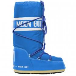 Après-ski Moon Boot Nylon azul