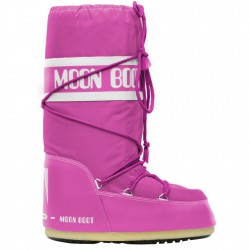 Après-ski Moon Boot Nylon Woman orchid