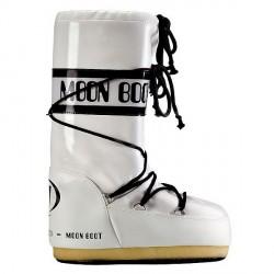 Après-ski Moon Boot Vinil Mujer blanco-negro