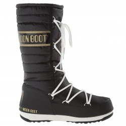Après-ski Moon Boot W.E. Quilted Mujer negro