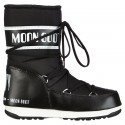 Après-ski Moon Boot W.E. Sport Mid Woman black
