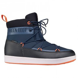 Après-ski Moon Boot Neil Man blue