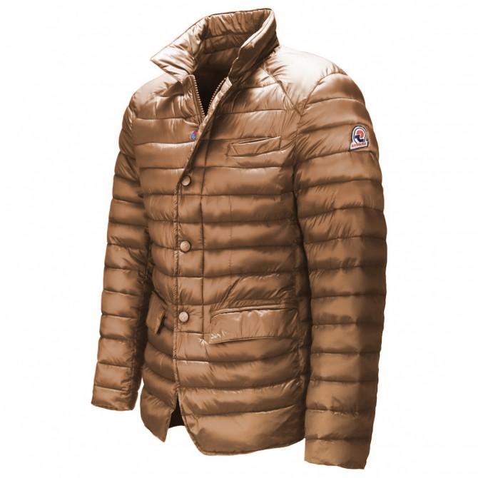 Down jacket Invicta 390T Man brown