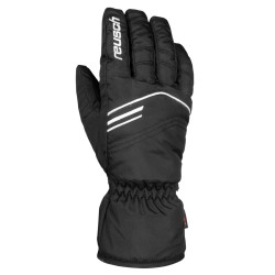 Ski gloves Reusch Bendix R-Tex white-black