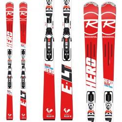 Ski Rossignol Hero Elite Lt + fixations Axium 120 Tpi2 B80