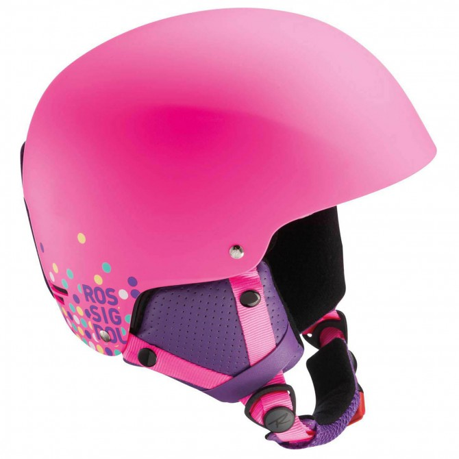 Casco sci Rossignol Sparky rosa