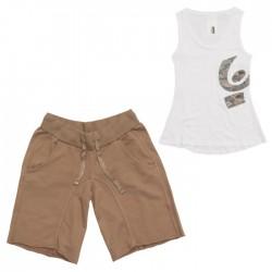 Short + camiseta Freddy SANDTT mujer
