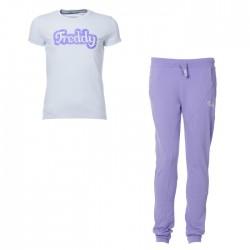 pantalon + T-shirt Freddy SHINTS Girl
