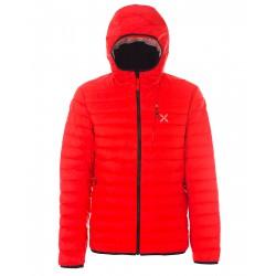 Down jacket Montura Genesis man red