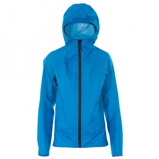 Jacket Montura Mito Woman blue