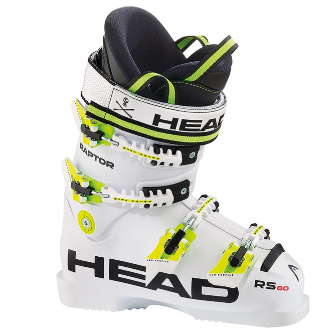 Scarponi sci Head Raptor 80 Rs bianco