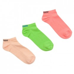 calcetine Freddy 3 pares SOCKP64 mujer