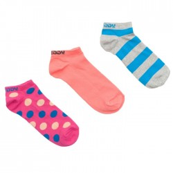 calcetine Freddy 3 pares SOCKP66 mujer