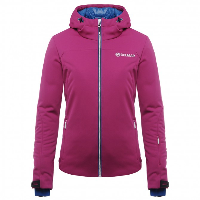 Ski jacket Colmar Soft fuchsia