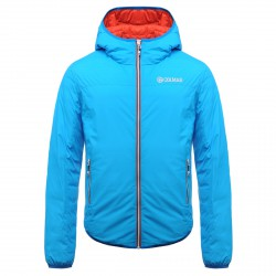 Veste ski Colmar Vail 1003-4NZ bleu-orange Homme