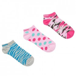 calcetine Freddy 3 pares SOCKP68 mujer