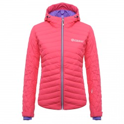 Ski down jacket Colmar Vail Woman