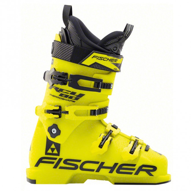 Ski boots Fischer Rc4 80 Junior Thermoshape
