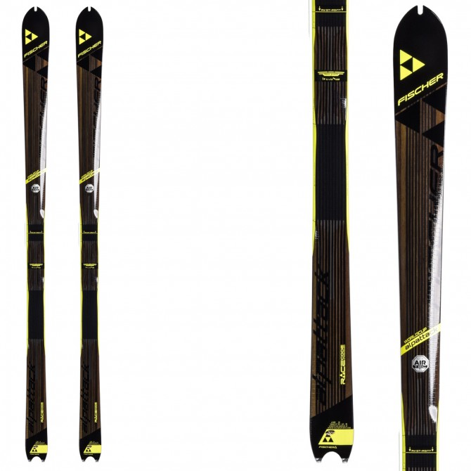 Ski alpinisme Fischer Alpattack